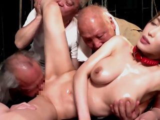 [lt19] Gvg-713 Chunky Tits Widow Gangbanged By Old Man And Become Sexual Slave Kimishima Mio