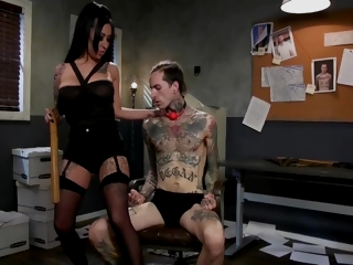 Femdom & Slave 4 With Lily Whirl