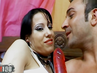 Spanish Pornstar In the air Her Tricky Threesome Fuck With Gigi Love