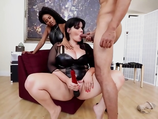 Angelina Castro In Bbw And Femdom Milk Load of shit