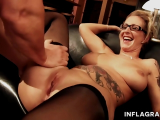 Jana Bach Relating to Jana Acquiring Fucked At The Cafe